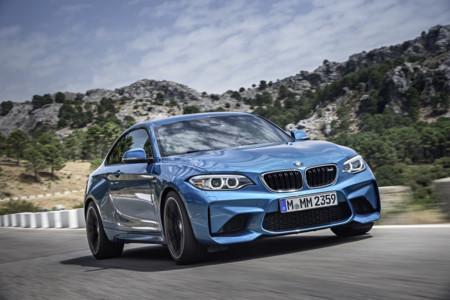Aquí está el primer vídeo del BMW M2 en el que puedes apreciar cómo suena