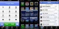 Google Voice aterriza en el iPhone