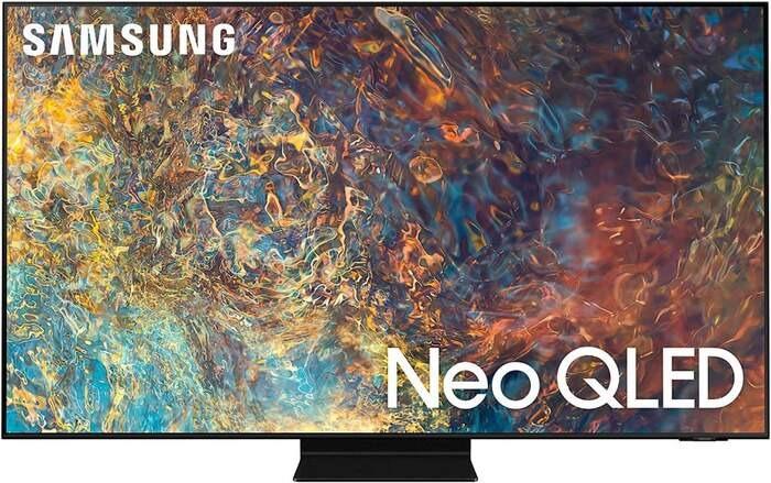 TV Neo QLED Samsung QE65QN90A - UHD 4K, Smart TV, Quantum HDR2000, OTS+ 60W, Quantum Matrix