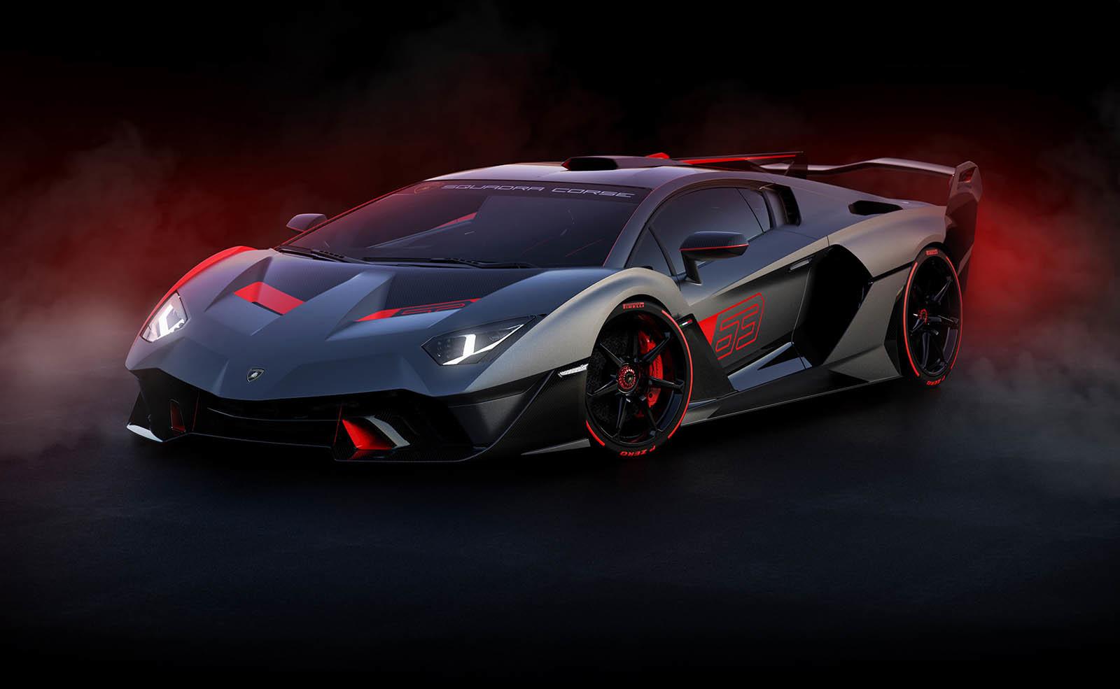 Foto de Lamborghini SC18 Alston (10/15)