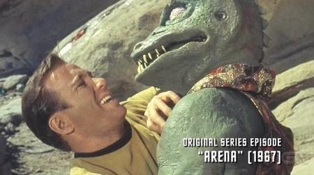 'Star Trek' presenta la batalla final entre Kirk y Gorn