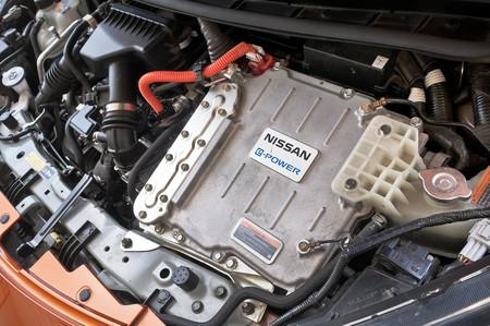 Nissan Juke e-power