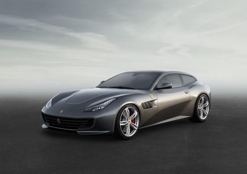 Ferrari GTC4Lusso, la versión mejorada del FF