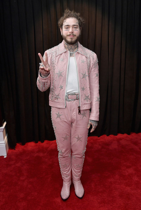 Post Malone 61st Annual Grammy Awards Arrivals