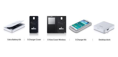 Accesorios Galaxy Note 3