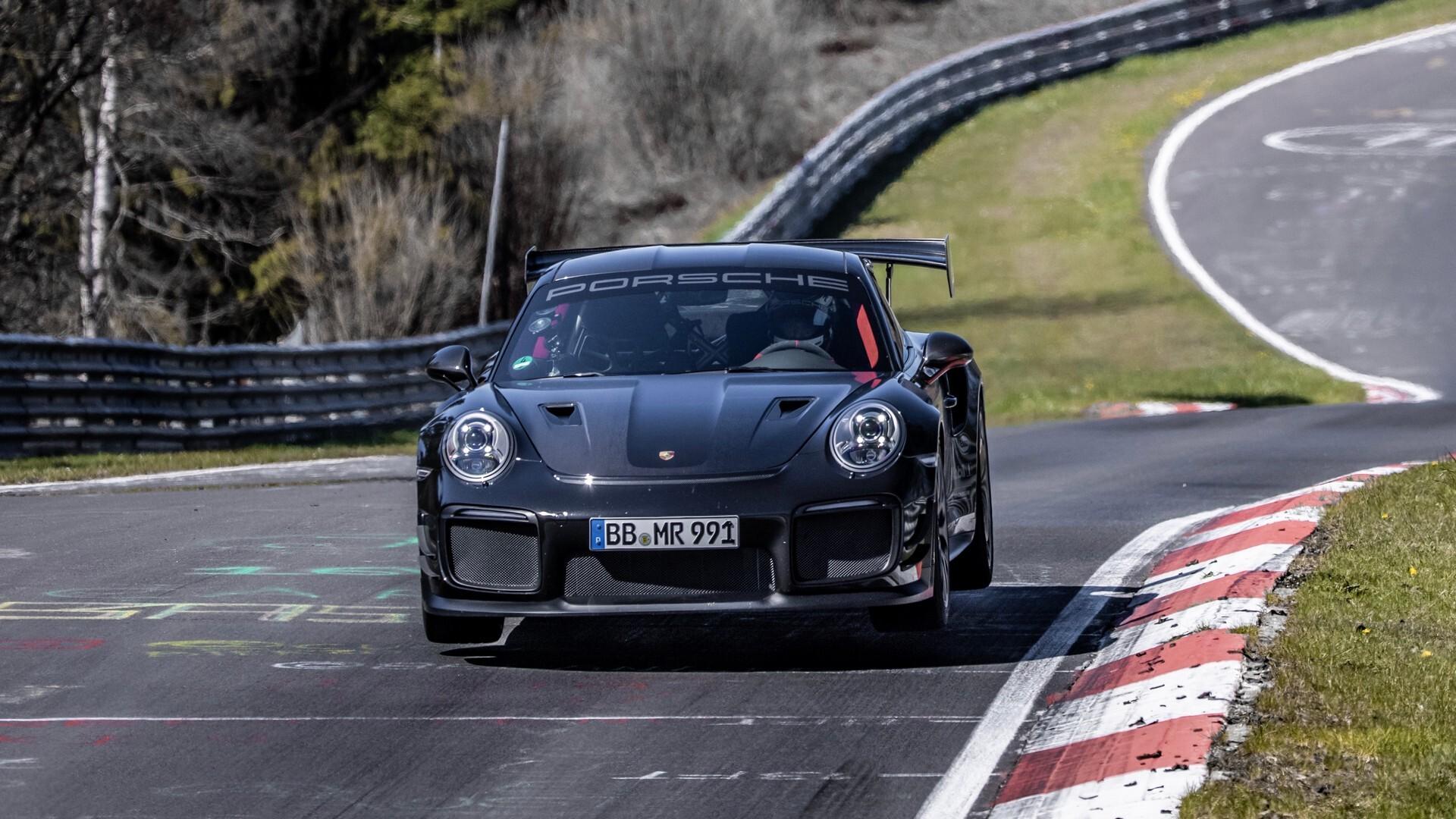 Foto de Porsche rompe récord de velocidad (4/8)