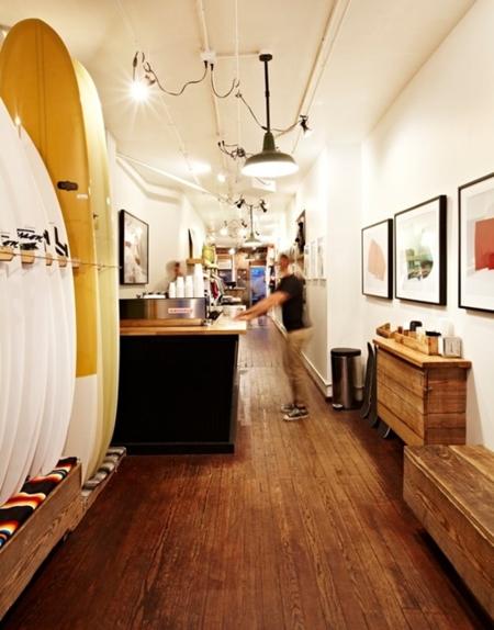 Saturdays Surf NYC Cafe