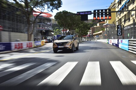 Nissan Ariya Monaco 5