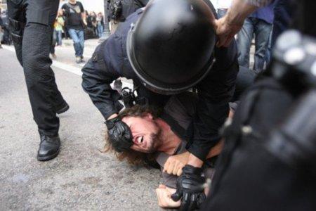 violencia acampadabcn