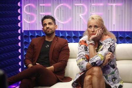 La reacción de Lucía Pariente al conocer que Miguel Frigenti se ha salvado de la nominación - Secret Story