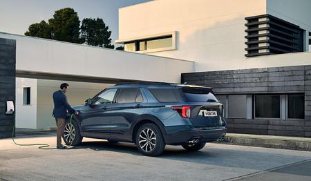 Ford Explorer PHEV 2020, precio para España