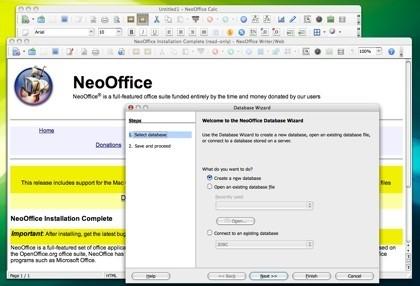 Nueva versión de NeoOffice con soporte para Office 2007 y corrector ortográfico de Mac OS X