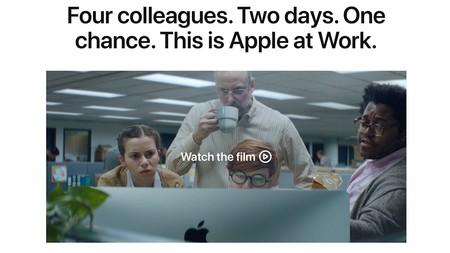 Apple publica un nuevo vídeo que muestra el beneficio de sus productos para el trabajo en equipo