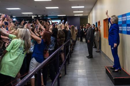 Generación selfie. El arma más importante de la política está en la fotografía