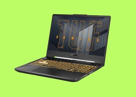 Juega a lo que quieras con este portátil gaming de Asus con RTX 3060 y 1 TB de SSD en oferta: está rebajado a poco más de 1.300 euros en El Corte Inglés