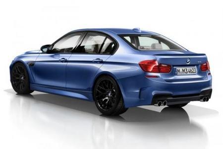 Esta es la posible apariencia del BMW M3 2014