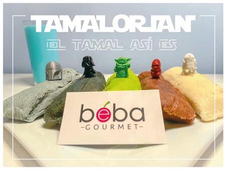 Tamalorian: Ya puedes pedir tu kit de tamales de Star Wars en esta Dark Kitchen de la Ciudad de México