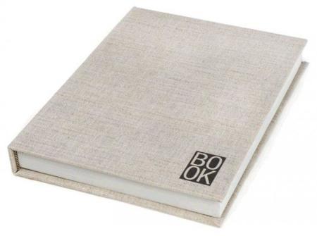 Book, una funda para esconder tu iPad en la biblioteca
