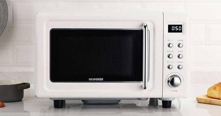 Xiaomi también quiere conquistar nuestra cocina con este microondas retro de poco más de 50 euros