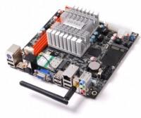 Placas base Zotac NM10 con el nuevo Intel Atom D510