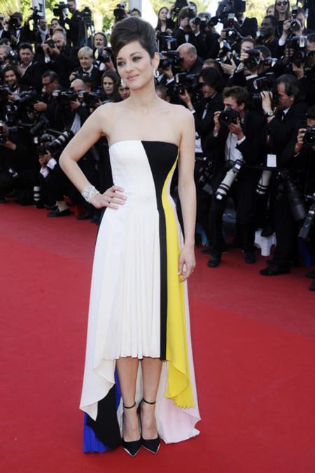 Cotillard Festival Cannes 2013