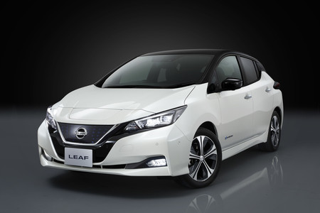 Coches Electricos Nissan Leaf