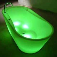 LTT Baño iluminado