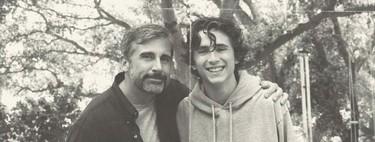 Tráiler de 'Beautiful Boy': Steve Carell y Timothée Chalamet nos quieren romper el corazón con un dramón paternofilial