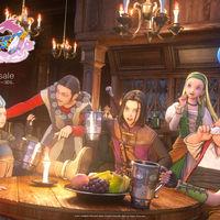 Dragon Quest XI llegará a occidente en 2018