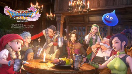 Dragon Quest XI llegará a occidente en 2018
