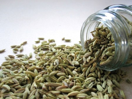 Semillas de hinojo: una buena fuente de calcio de origen vegetal