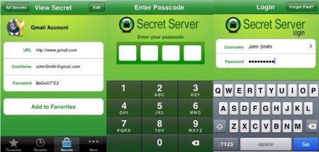 Password Manager Secret Serve