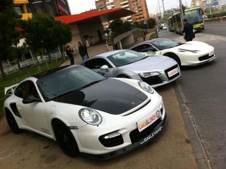 Cars&Lunch, el nombre lo dice todo