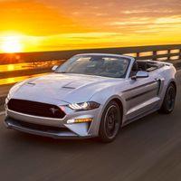 Así es el 2019 Ford Mustang California Special: para recorrer América con la melena al viento