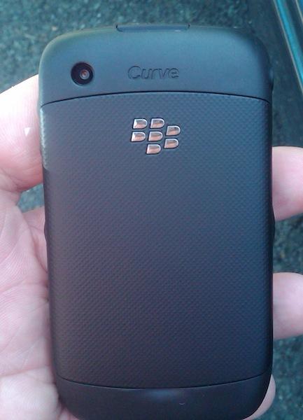 Foto de BlackBerry Curve 9300, primeras y detalladas imágenes (2/7)