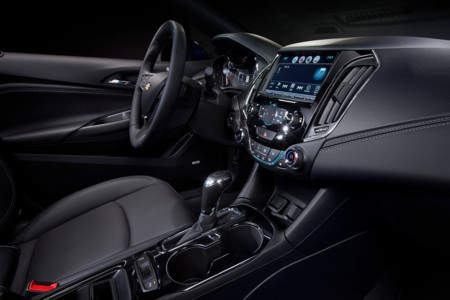 Chevrolet Cruze 2016 3