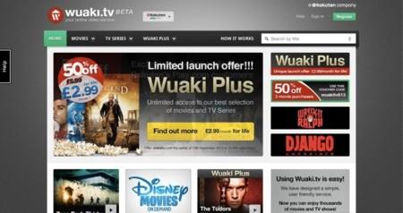 Wuaki da el salto a Reino Unido y renueva su aplicación para Android