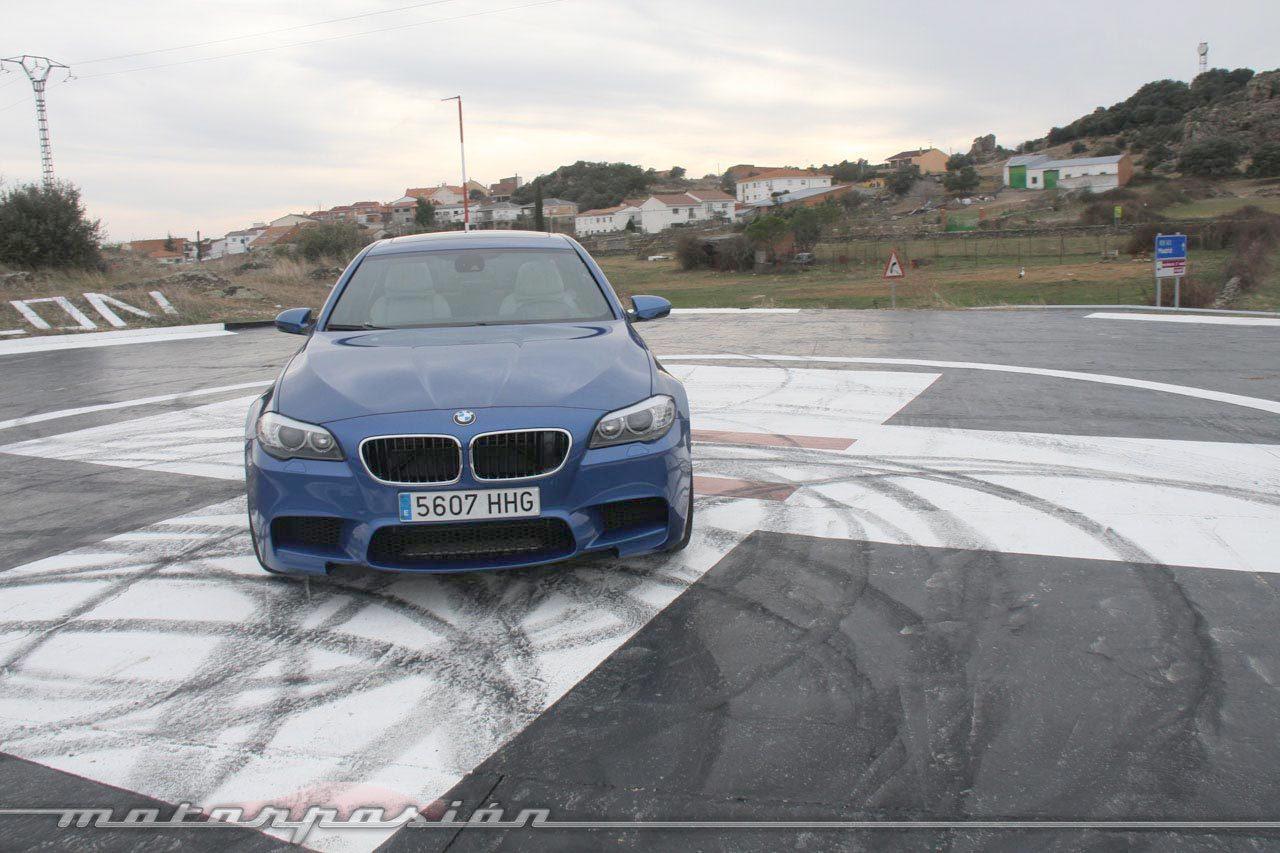 Foto de BMW M5 (Prueba) (104/136)