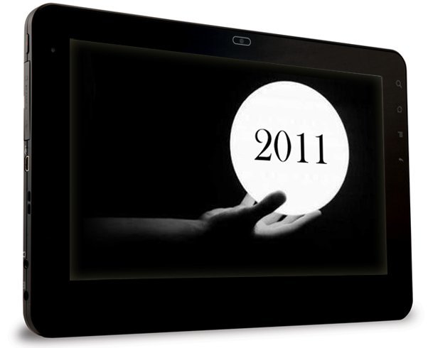 Tendencias tecnológicas 2011
