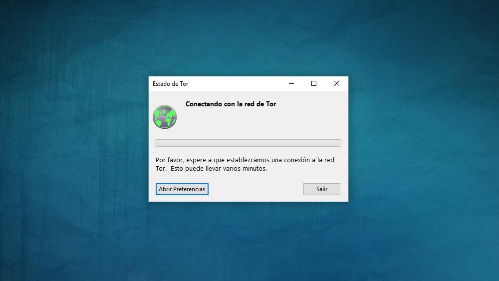 Conectando Tor