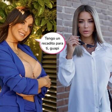 """Fani Carbajo reaparece tras grabar 'La Última Tentación' y pone a parir a Mayka Rivera: """"Eres una interesada"""""""