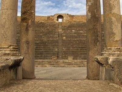 Las ruinas de Dougga y Le Kef