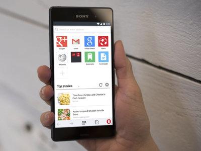 Opera 32 ahora permite añadir sitios web a la pantalla de inicio y más