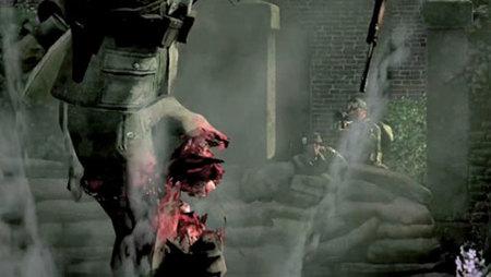 El nuevo vídeo de 'Brothers in Arms: Hell's Highway' es un homenaje al Gore