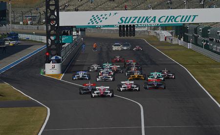 Publicado el calendario 2013 de la Super Fórmula