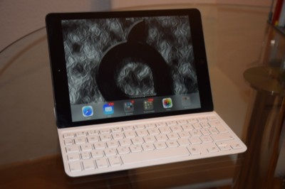 Logitech Ultrathin Keyboard Cover para iPad Air: A Fondo