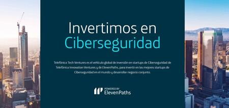 """Telefónica lanza su """"vehículo de inversión"""" Tech Ventures, especializado en ciberseguridad"""