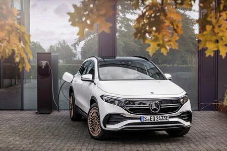 Mercedes Benz Eqa 2021 Precios 5