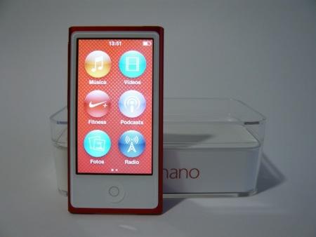 iPod nano 2012 nano OS