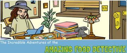 La Maravillosa Detective de Alimentos, un juego online contra la epidemia de la obesidad infantil